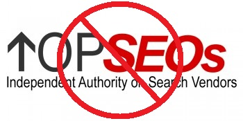 top seos banned